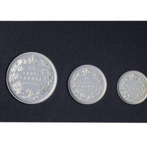 1998 Ensemble épreuve numismatique du 90e anniversaire –