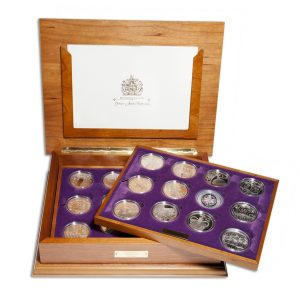 2002 Great Britain – The Royal Mint Golden Jubilee Collection