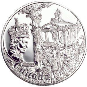 2002 dollar brilliant hors-circulation – Jubilé d'or