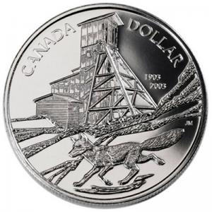 Dollar Épreuve 2003 MRC