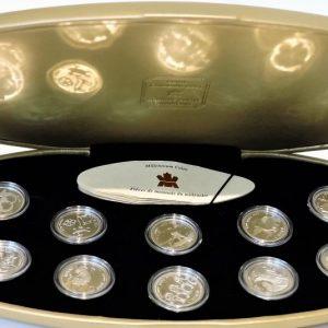 Canada Millénaire 1999 – Pièce de monnaie du millénaire