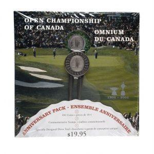 Omnium du Canada – Pièces de 10 cents