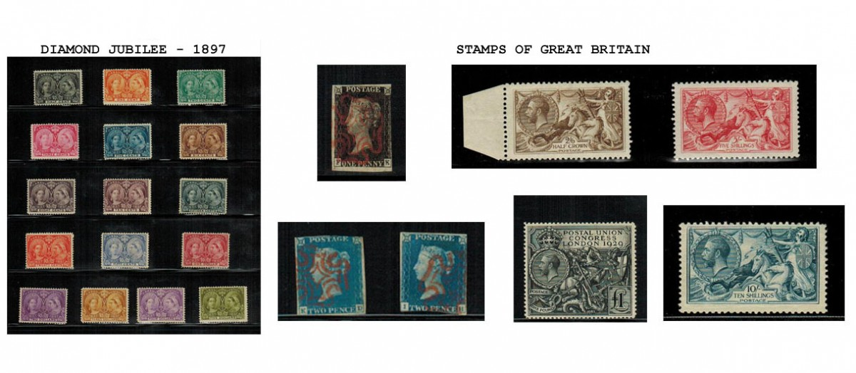 Rousseau Collections Stamps and Coins at Hudson's Bay