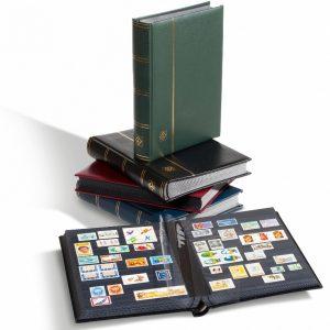 Classeur pour timbres PREMIUM S64 (sans étui)