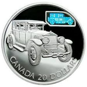 2002 Transportation Coin – The Gray-Dort