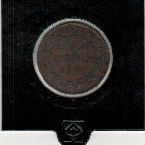 1896 – 1 cent – Canada