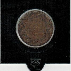 1913 – 1 cent – Canada