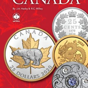 2021 Haxby Catalogue – Coins of Canada