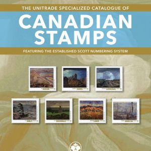 2021 Catalogue of Canadian stamps