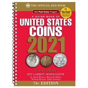 2021 Catalogue – Guide Book of United States Coins